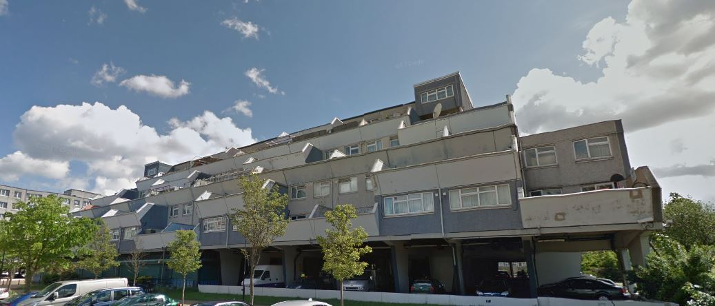 Tangmere on Broadwater Farm (Photo: Google Maps)