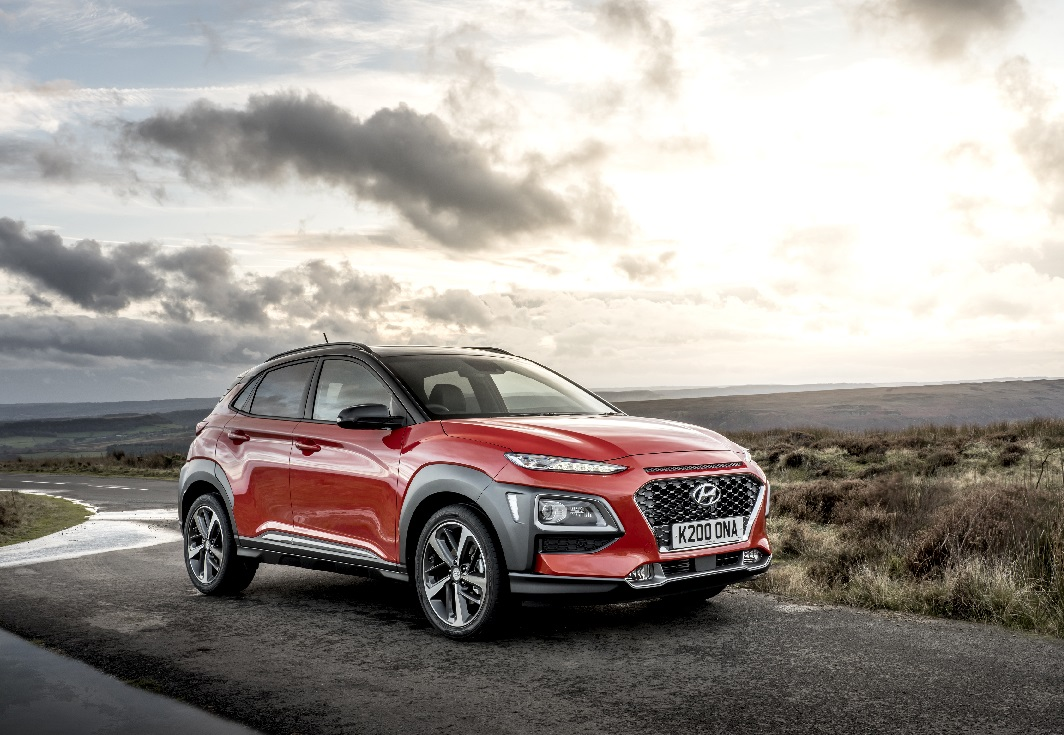Road test of the Hyundai Kona Premium 1.0 T-GDI