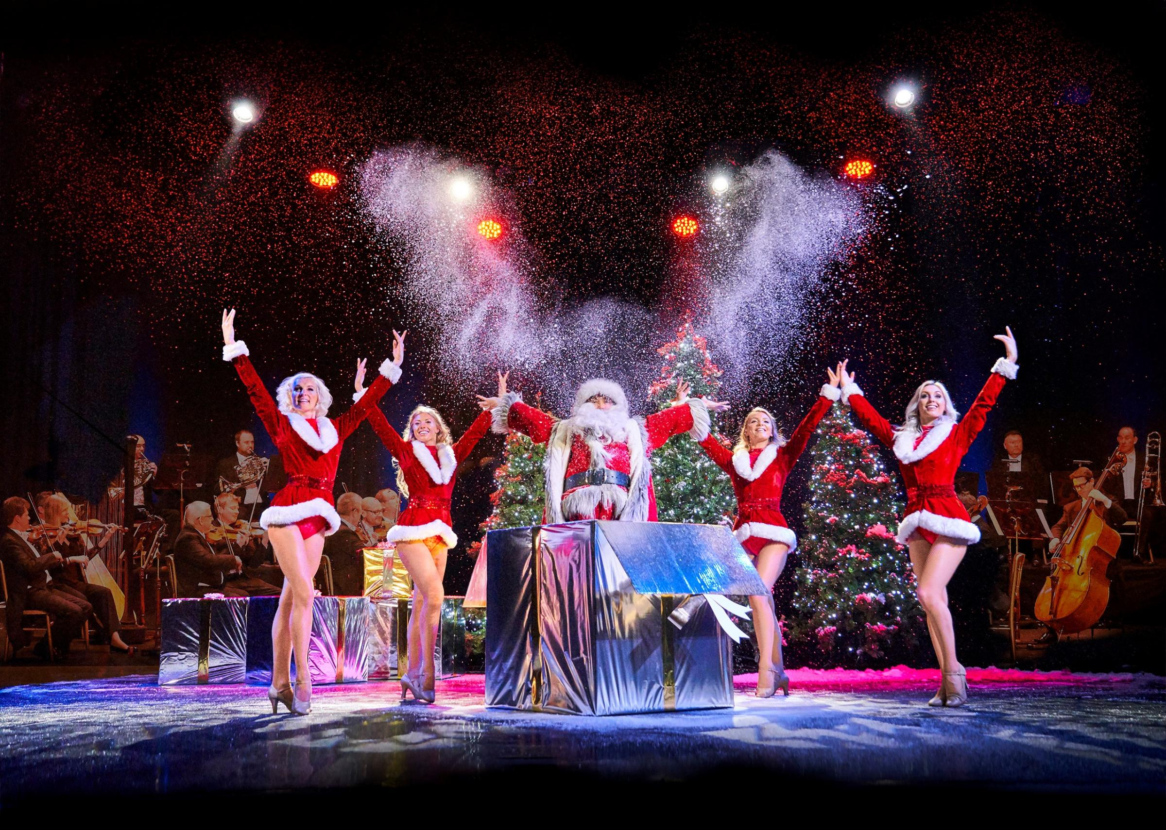 Christmas Spectacular at Theatre Royal Drury Lane