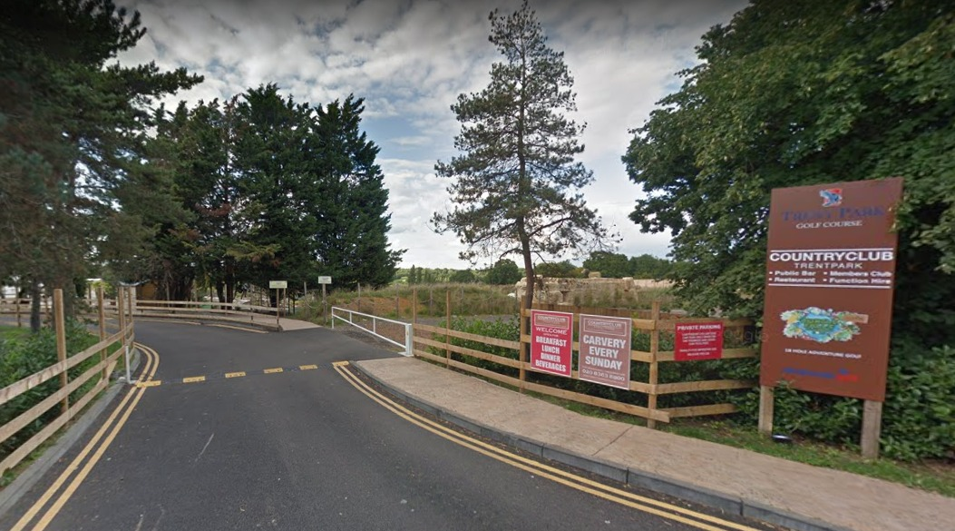 The victim was assaulted in Enfield's Trent Park Country Club. Photo: Google Maps