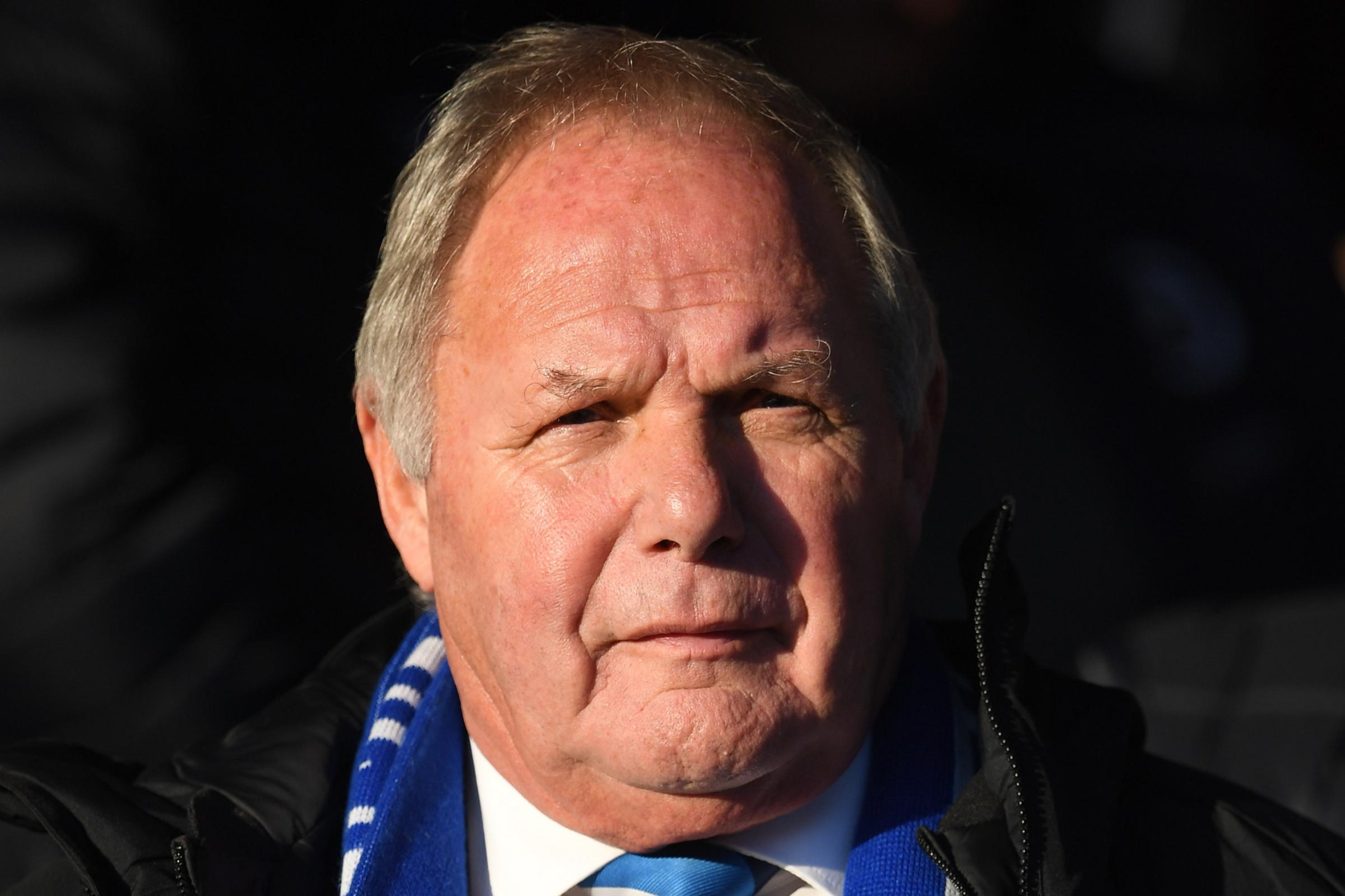 Peterborough United's Barry Fry has been charged by the FA
