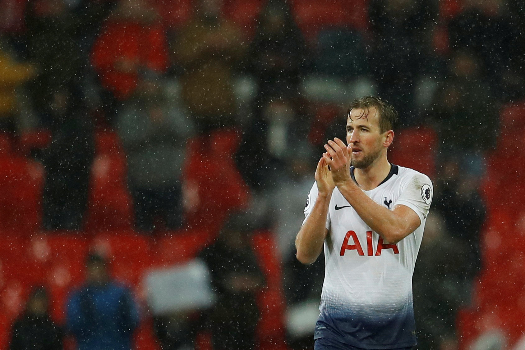 Harry Kane came third in the Sports Personality of the Year vote. Picture: Action Images