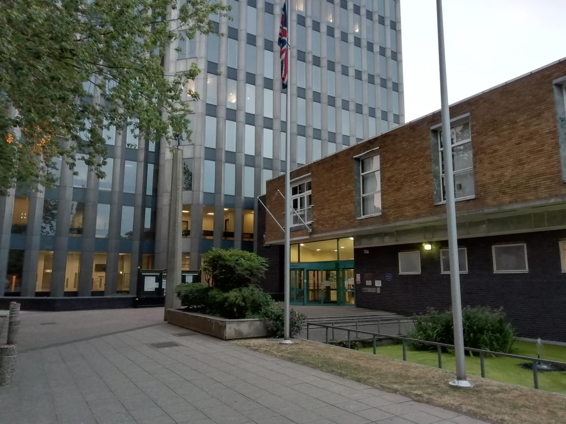 Enfield Civic Centre