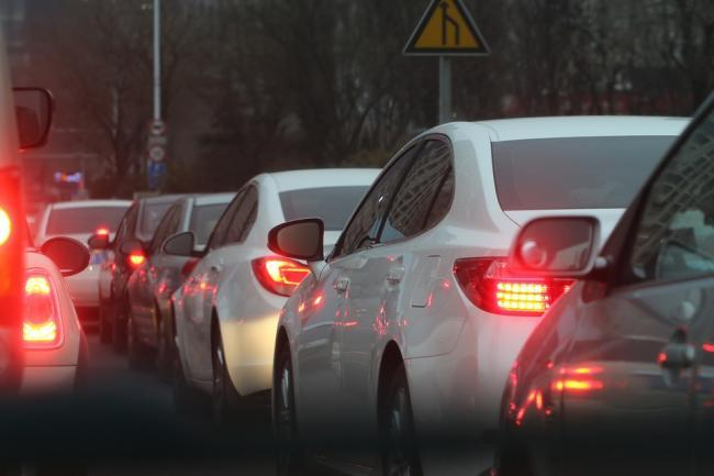 Heavy congestion on M25 reported in Monday morning rush hour