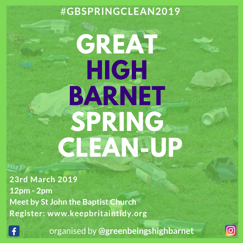 Great High Barnet Spring Clean-Up