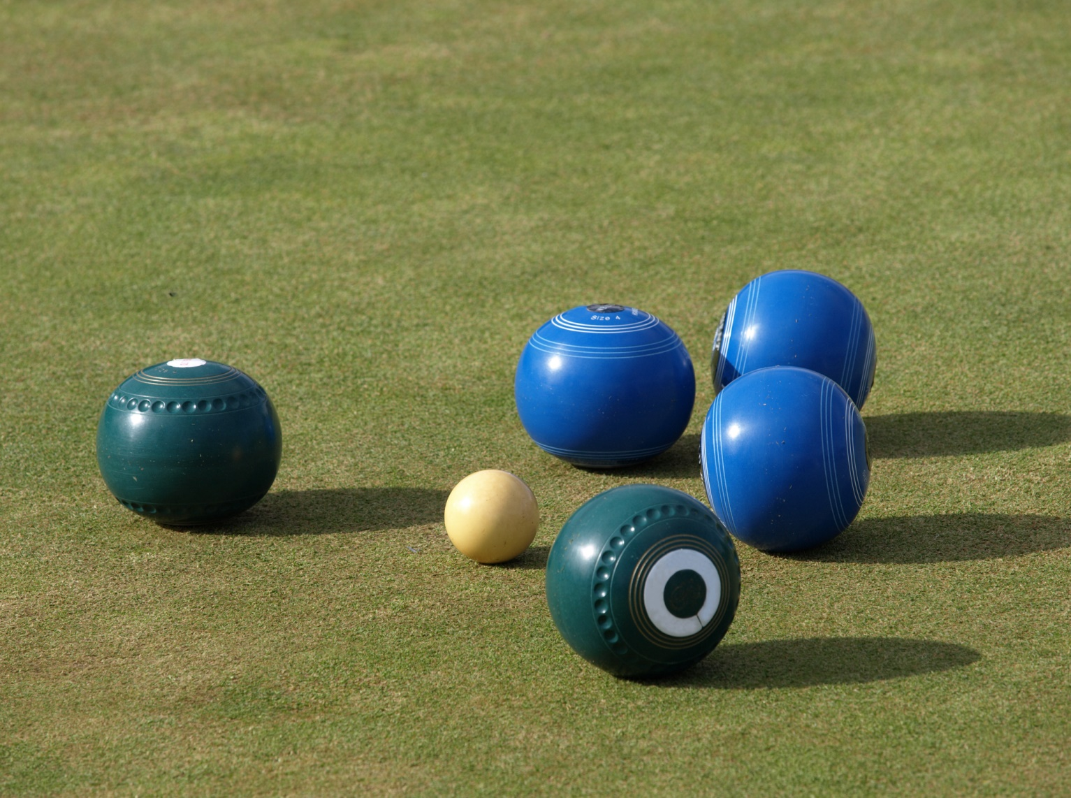 Have a Go at Lawn Bowls in Winchmore Hill