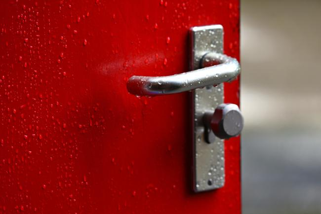 Doors will have to be replaced by the council and its contractors (Image: Pixabay)
