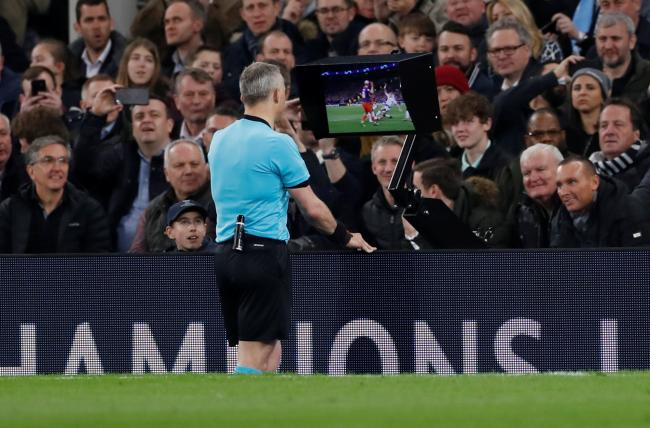 VAR is being introduced into the Premier League next season. Picture: Action Images